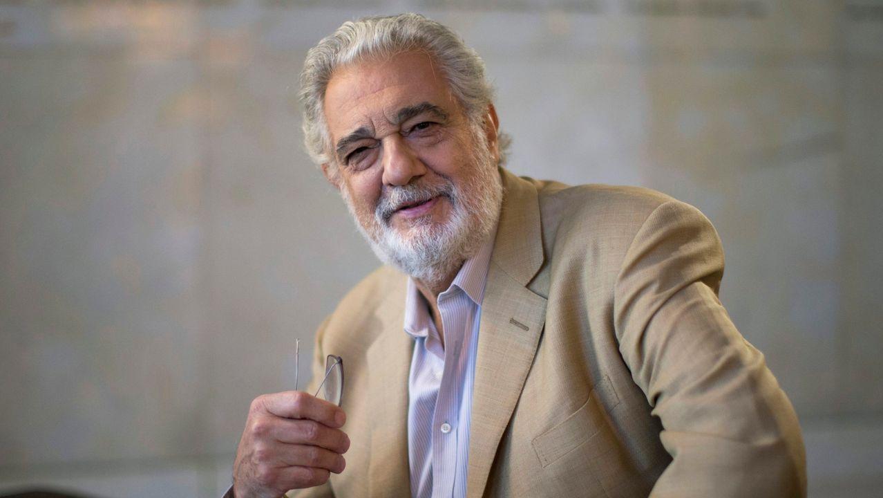 Plácido Domingo cancela sus actuaciones en el Teatro Real.Plácido Domingo, en una imagen de archivo