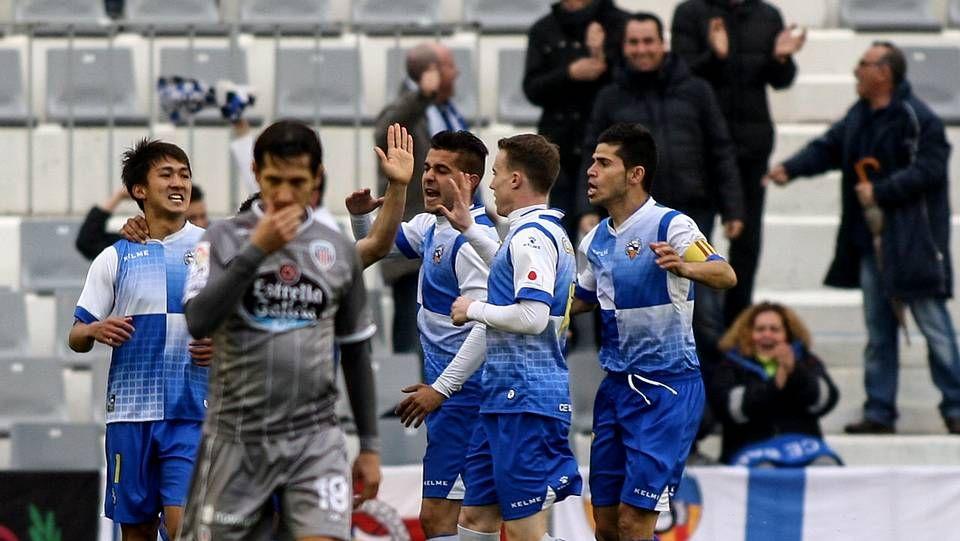 El Sabadell 1- Lugo 0, en fotos