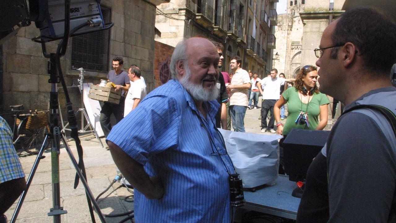 El filme «Los girasoles ciegos», estrenado en el 2008, está basado en un libro de relatos del escritor Alberto Méndez.