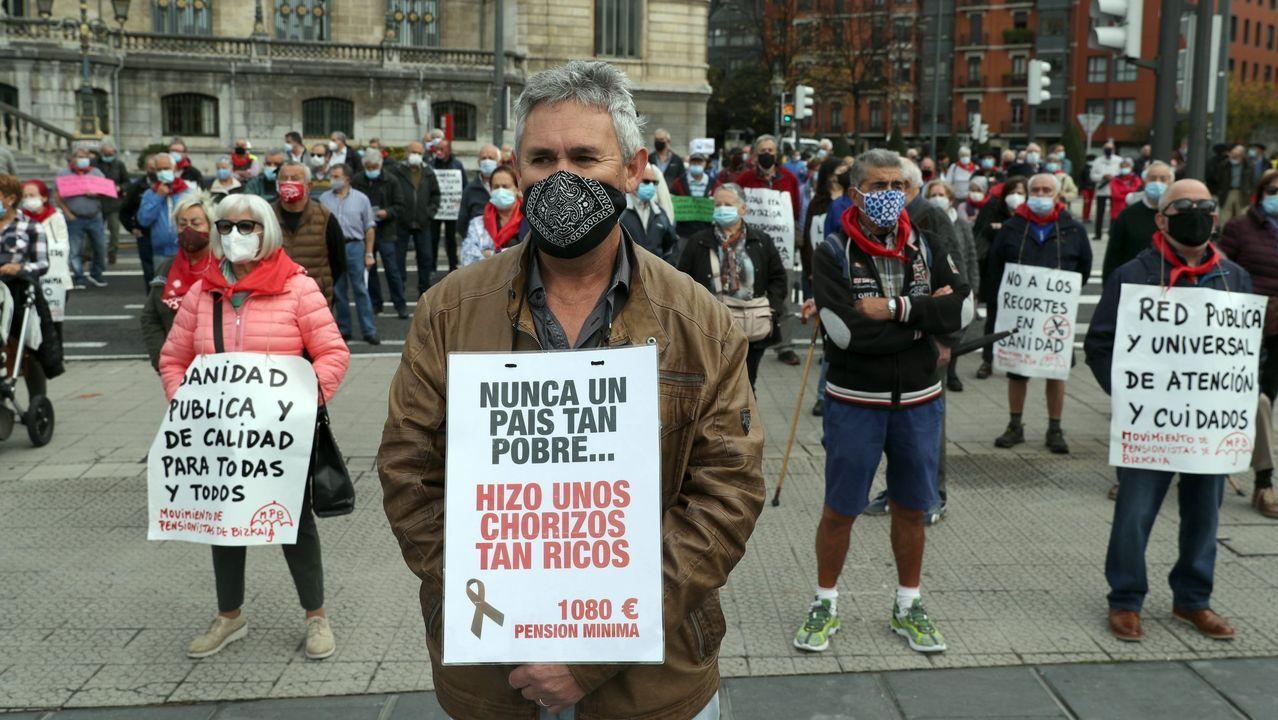 Iván Piñeiro Anidos se muestra disgustado porque su ex pareja se lleva a la hija de ambos a la Línea de la Concepción y en Ferrol fijaron el juicio de medidas para finales de junio
