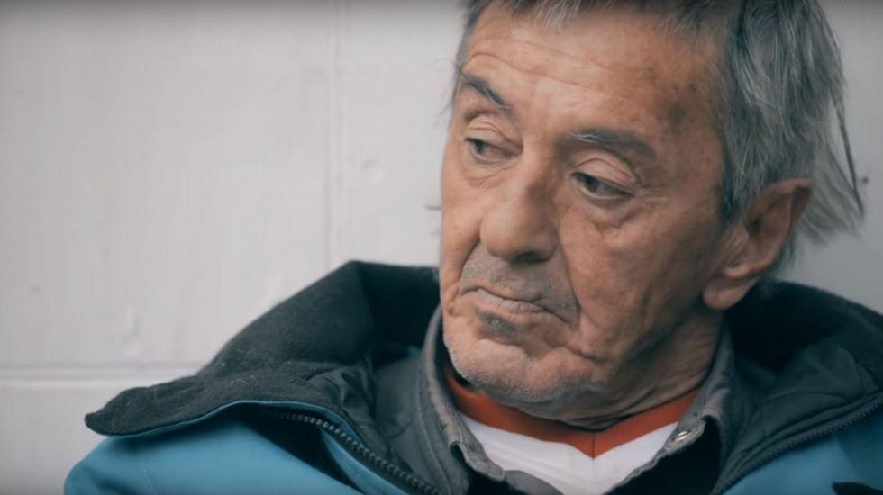 Campaña Nadie sin hogar de Cáritas