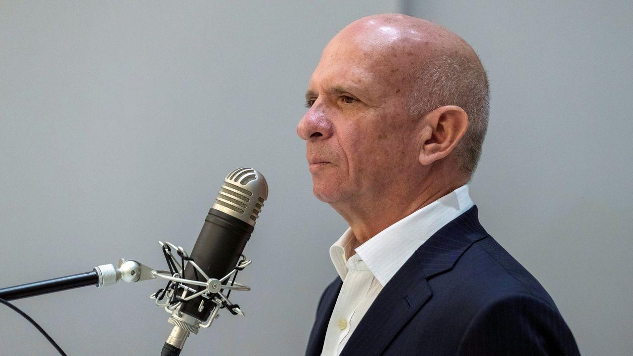 Hugo Carvajal,  durante la vista celebrada en septiembre en la Audiencia Nacional
