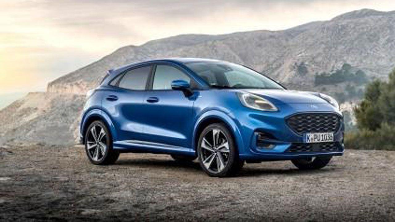 Ford amplía la gama Puma