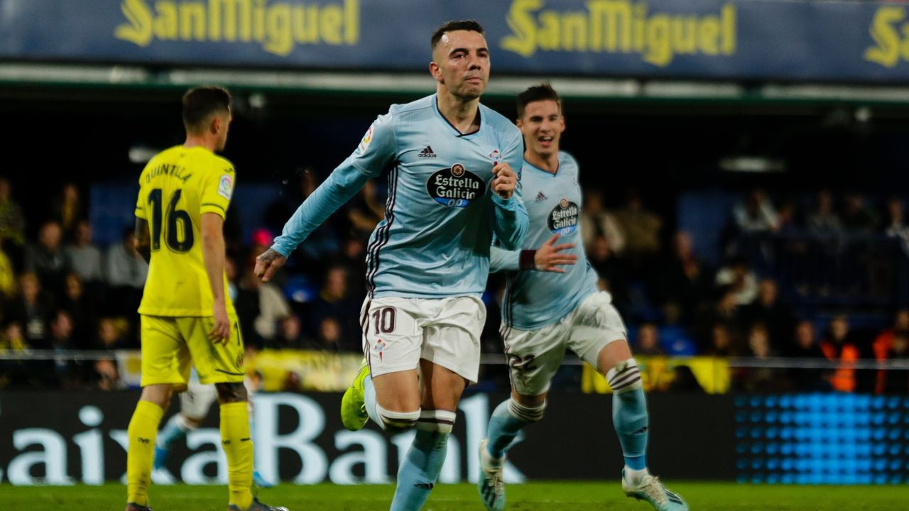 322 - Villarreal-Celta (1-3) el 24 de noviembre del 2019