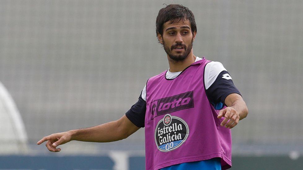 El Dépor prepara el enfrentamiento con el Valencia
