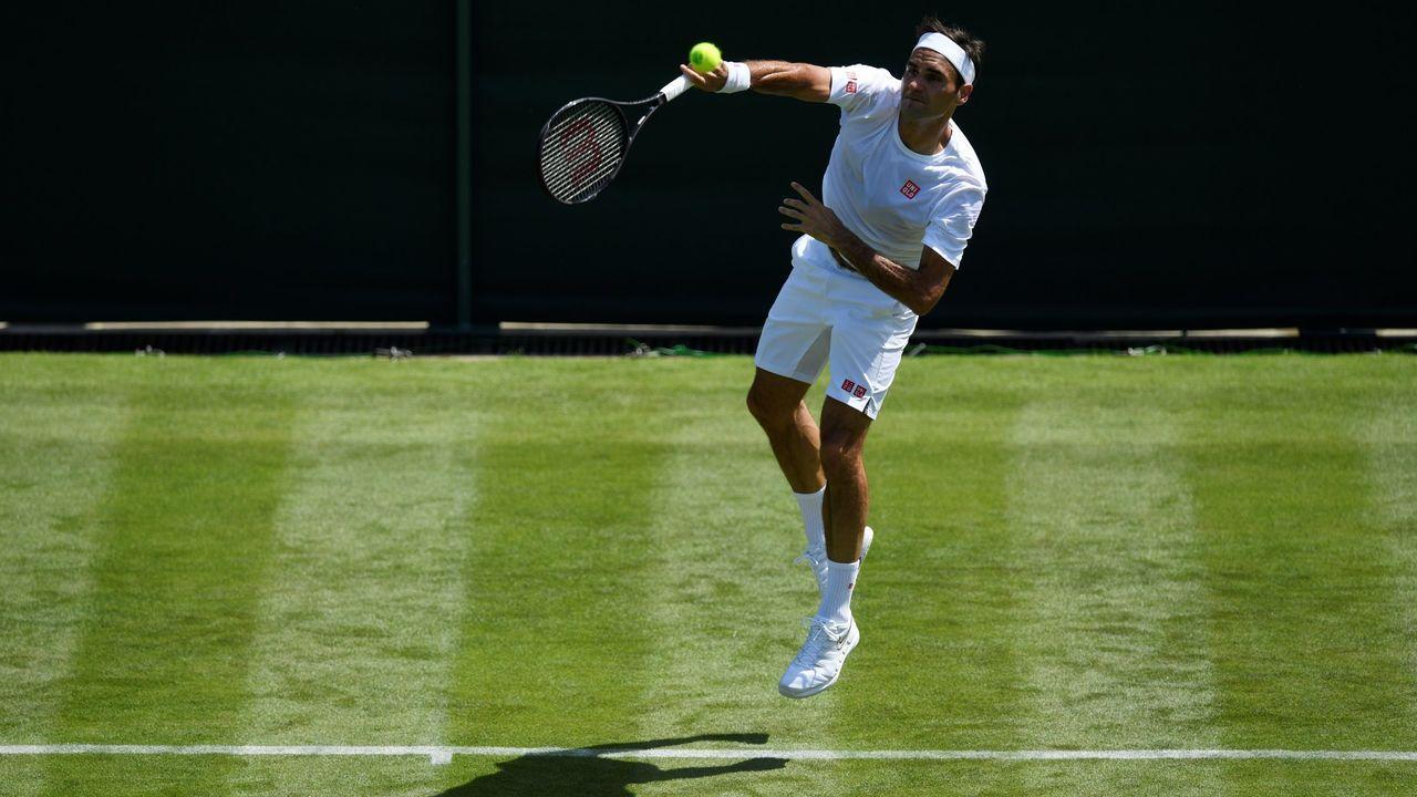 Cori Gauff, del garaje de su casa a la hierba de Wimbledon.El tenista español Pablo Carreño