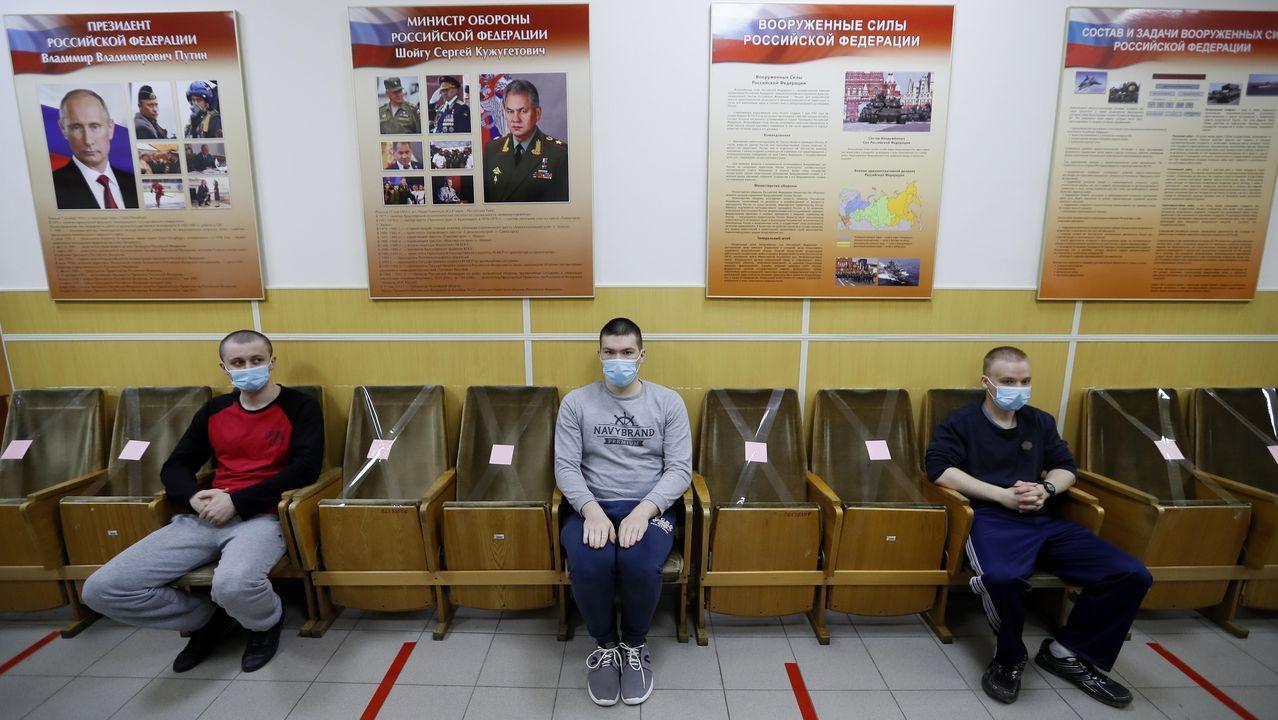 Rusia ha estabilizado los contagios y se prepara para una larga desescalada