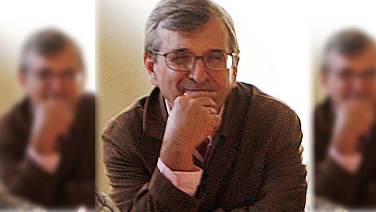 Rafael Vilaseca, el periodista que cambio la profesión en Lugo.Olivia de Borbón (izquierda), junto a su hermana Cristina, fallecida a los 44 años