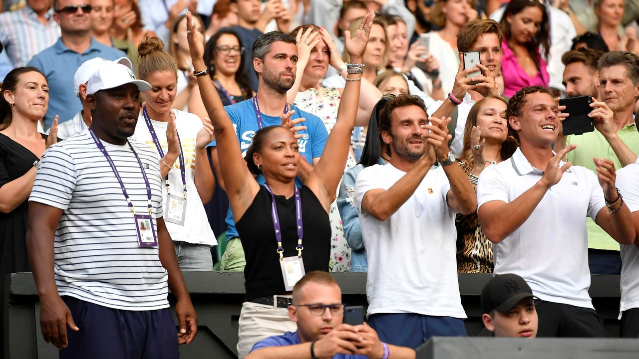 Los mejores momentos del partido entre Nadal y Sousa