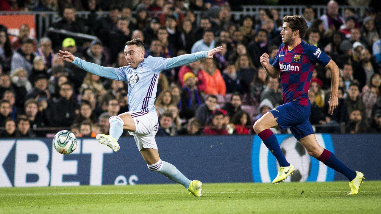 321 - Barcelona-Celta (4-1) el 9 de noviembre del 2019