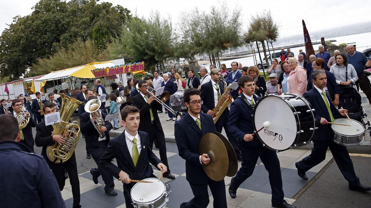 festas da Guadalupe, ACTOS DIA DE PADRON