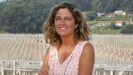 Paula Fandiño, enóloga de la bodega Mar de Frades