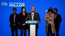 Alejandro Fernández, candidato del PP a la Generalitat