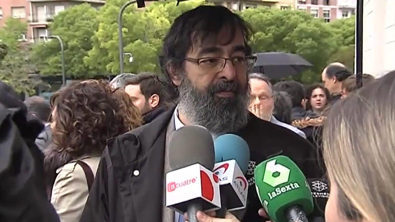 Los estudiantes gallegos protestan por la sentencia a La Manada