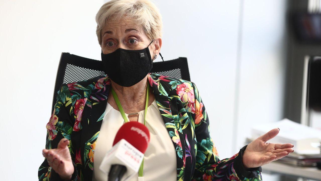 La jueza de la Audiencia Nacional Marñia Tardón