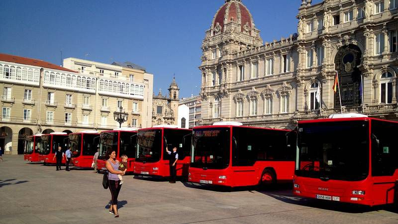 Nuevos autobuses para la flota de Tranvías