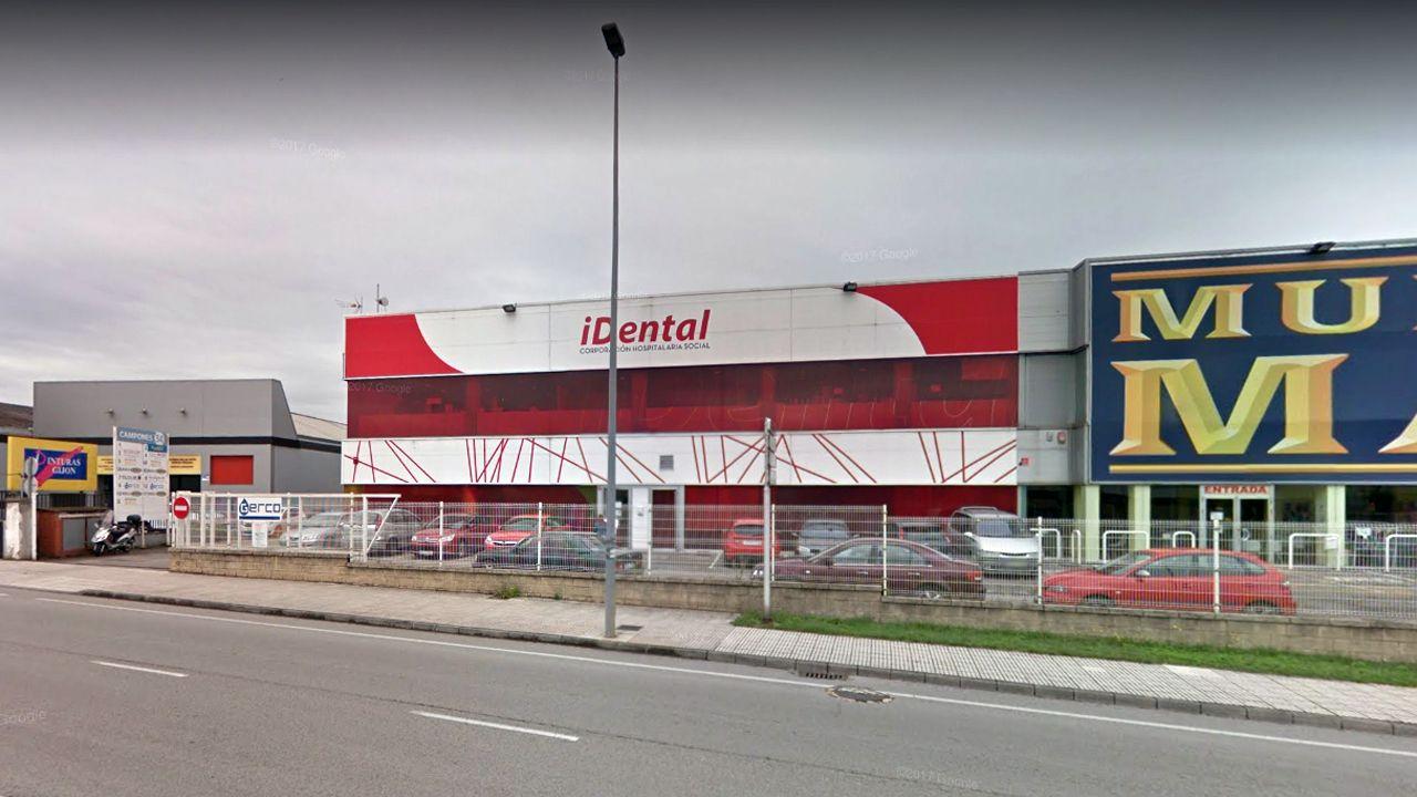 La clínica IDental en Gijón