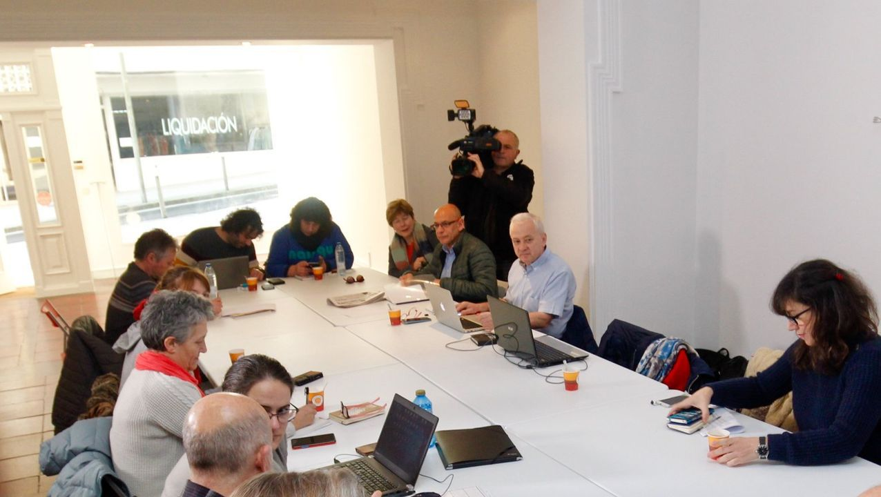 Gonzalo Caballero responde a las preguntas de los lectores de La Voz de Galicia.Pere Aragonès, presidente de la Generalitat catalana