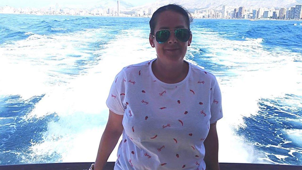 Concentración en Gijónde repulsa por el asesinato machista de Lorena Dacuña.Lorena Dacuña Fernández, la mujer hallada muerta en su casa en La Calzada, Gijón