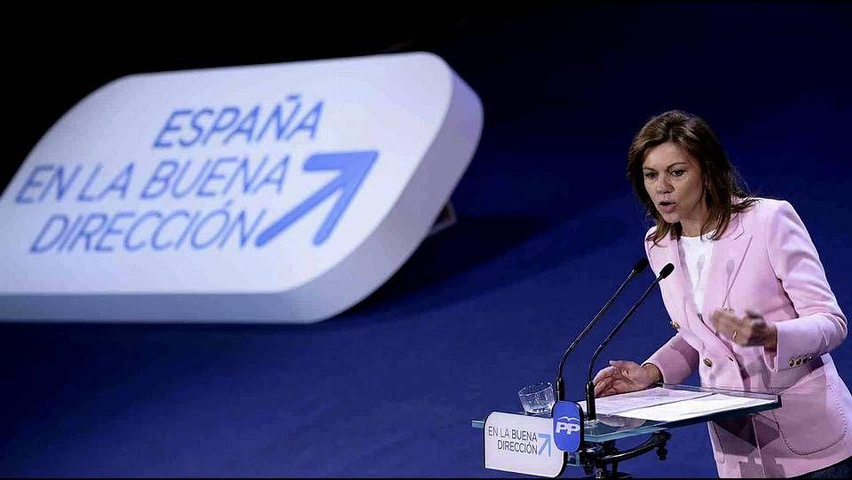 Una política polémica.Marcos Martínez, presidente de la Diputación de León