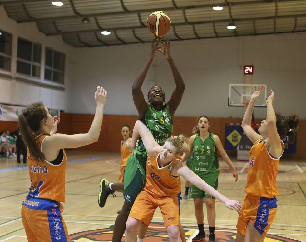 Diarrá participará en el Afrobasket con la selección de Senegal.