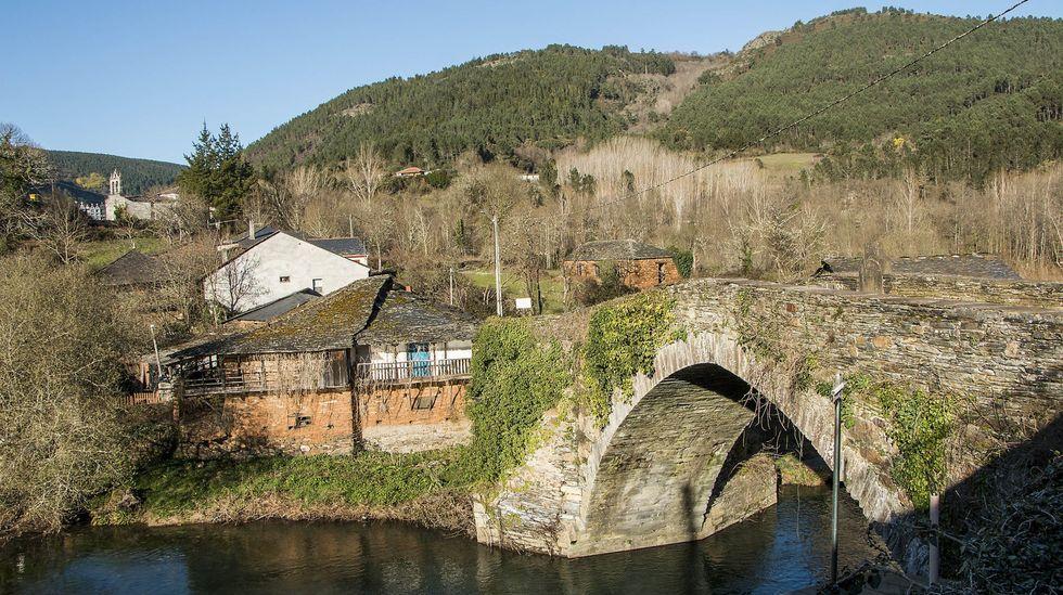 Proyecto para hacer un campamento de niños ucranianos.El acondicionamiento del puente de Barxa de Lor fue uno de los proyectos financiados