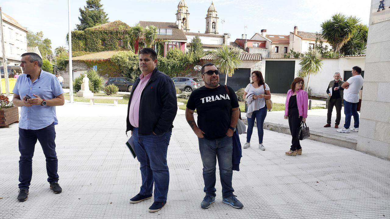 Inauguración calle del Rosario