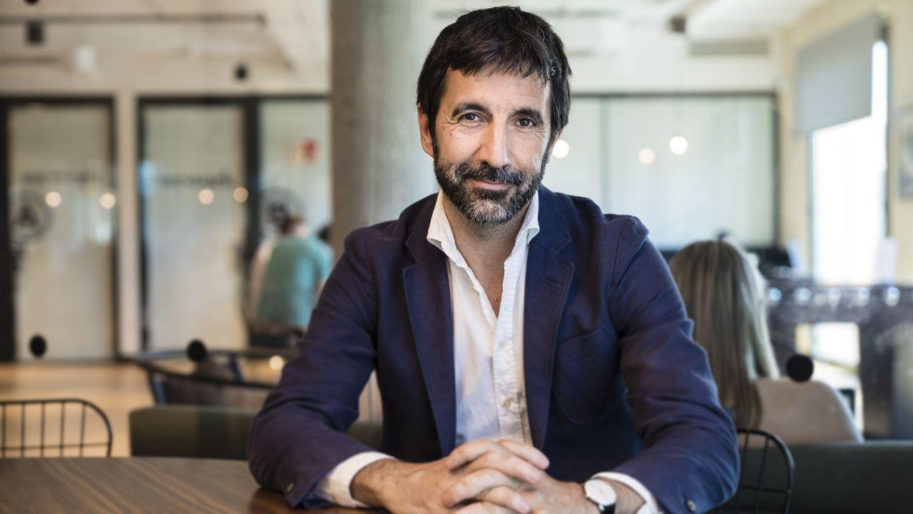 Zimmermann es el director general de la Asociación Española de la Economía Digital