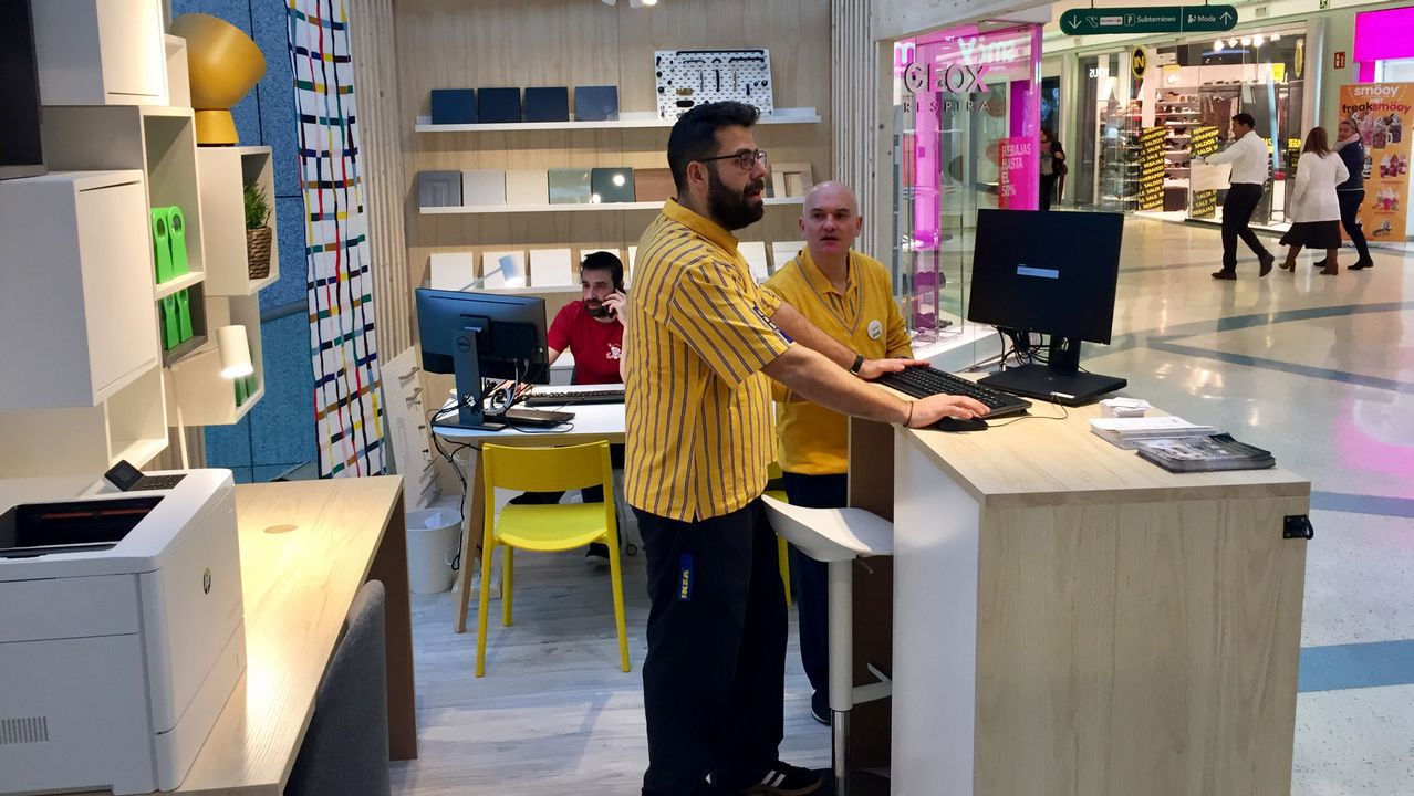 Y al final, Ikea abrió en Vigo.La pensión media en Galicia se situó en enero en 833,31 euros