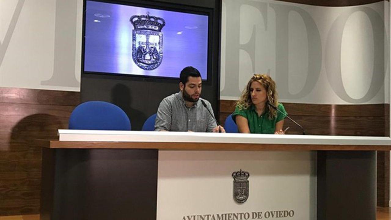 escuelas de infantil, centros de 0 a 3 años,.Rubén Rosón y Anabel Santiago