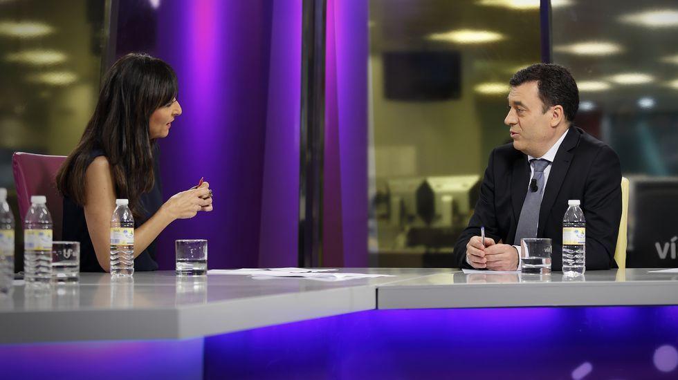 Entrevista a Xosé Manuel Beiras en «Vía V»