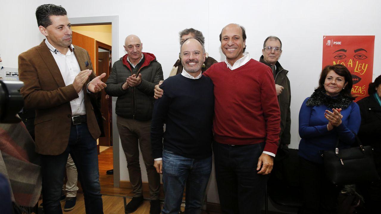 Los belenes más visitados en Vigo