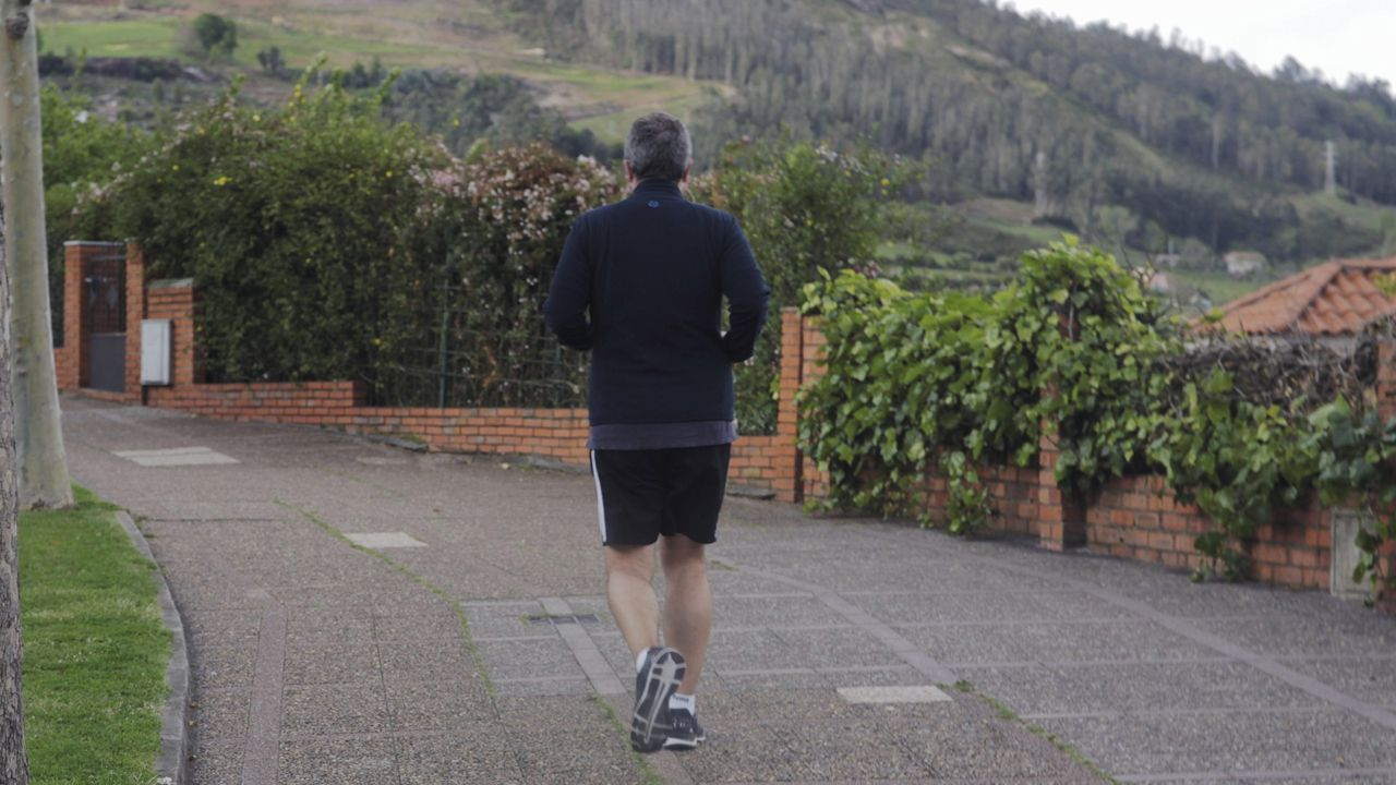 Imagen de un corredor