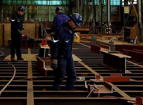 Más de 150 personas ya trabajan en Barreras. A finales de julio serán 300.