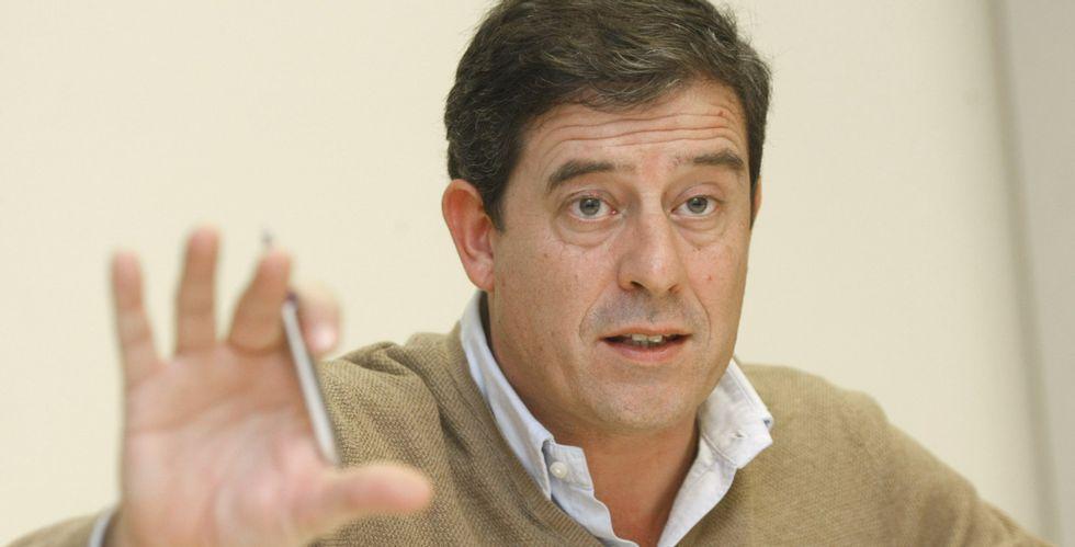 Gómez Besteiro asegura que el PSOE está en condiciones de mejorar los resultados en Galicia en las próximas municipales.