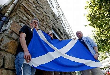 El «No» se impuso en Escocia