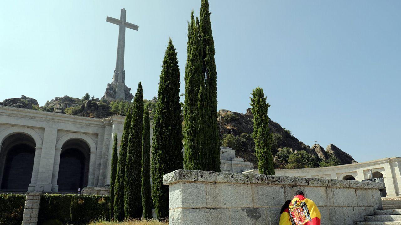 Acuerdo para sacar a Franco del Valle de los Caídos