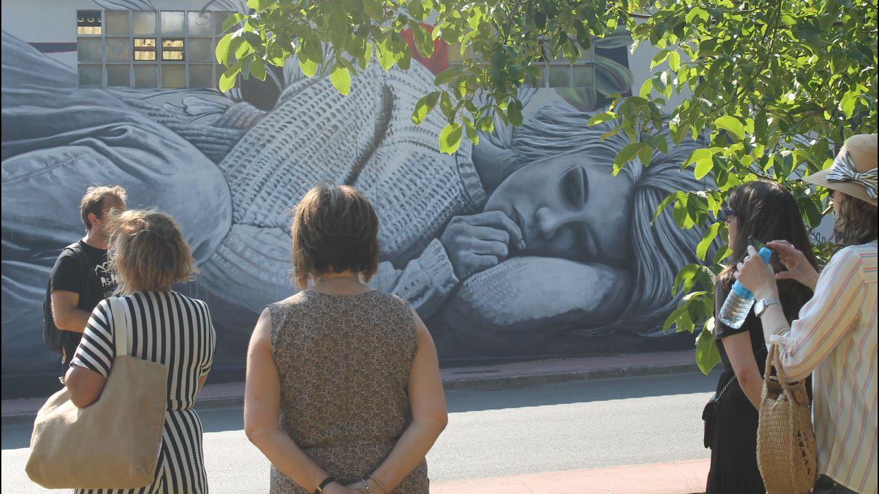 Búscate en las fotos de la romería de A Fraga