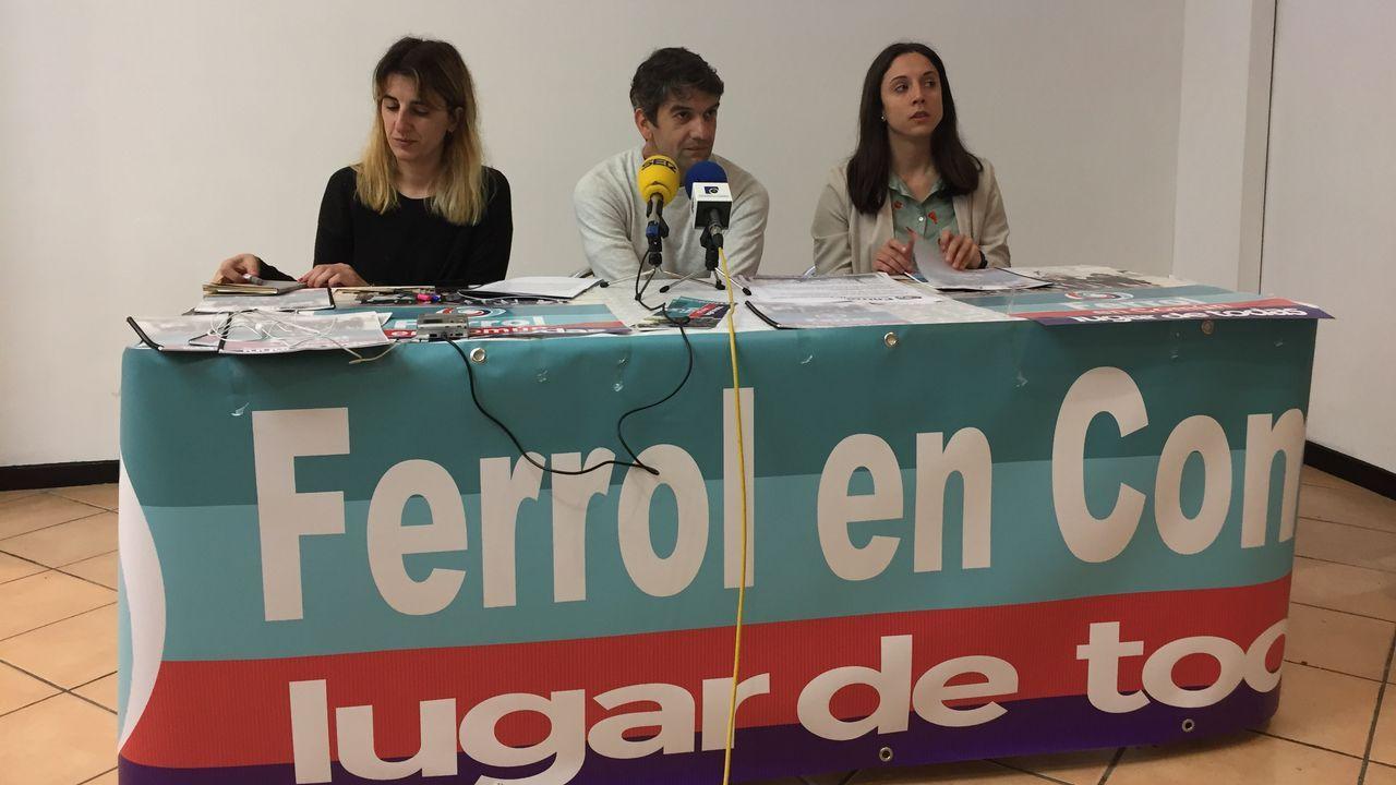 Estimación de voto en Ferrol
