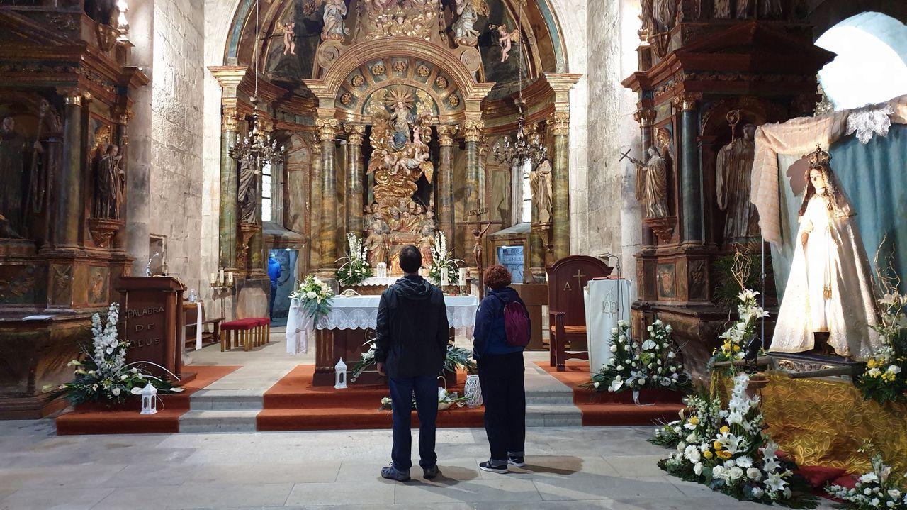 Ramón (izquierda), Alejandro (centro) y Jesús (derecha)