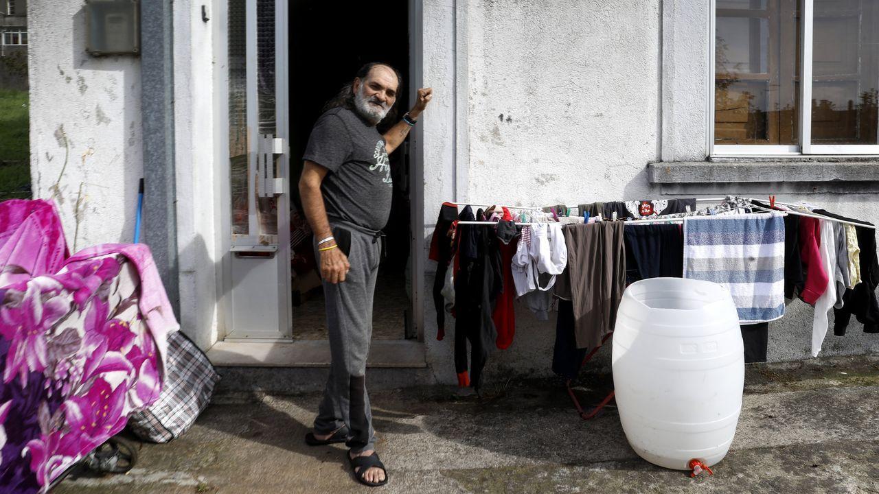 Okupan una casa en Lugo que la Xunta ordenó derribar hace años