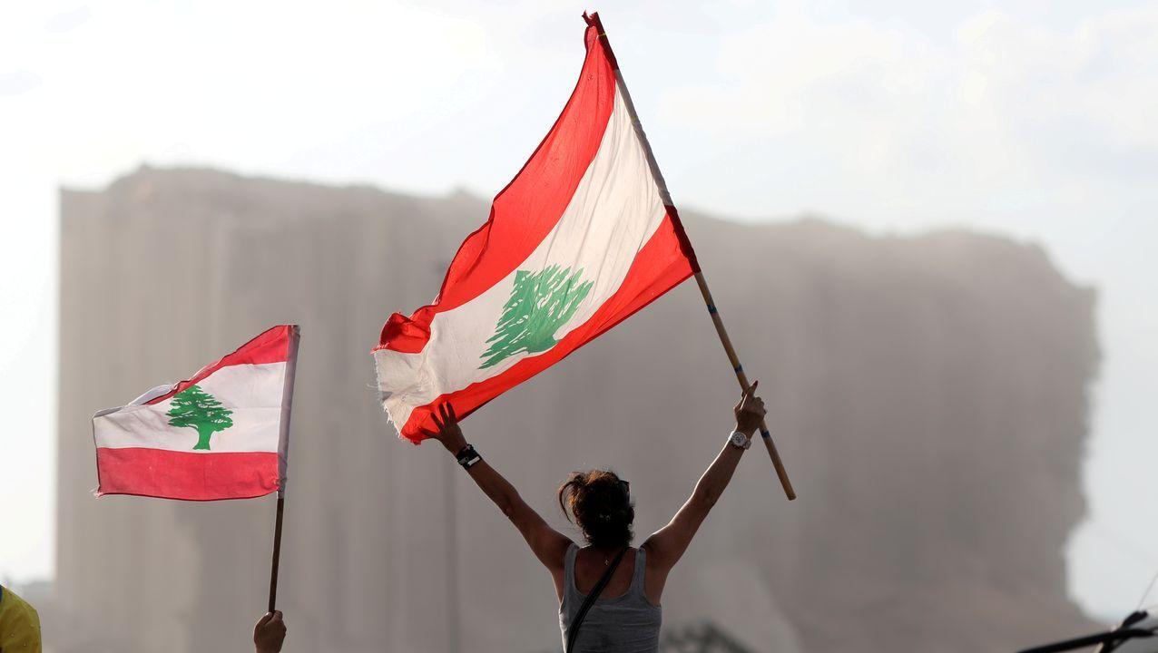 José Andrés está en Beirut
