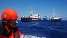 El barco Alan Kurdi
