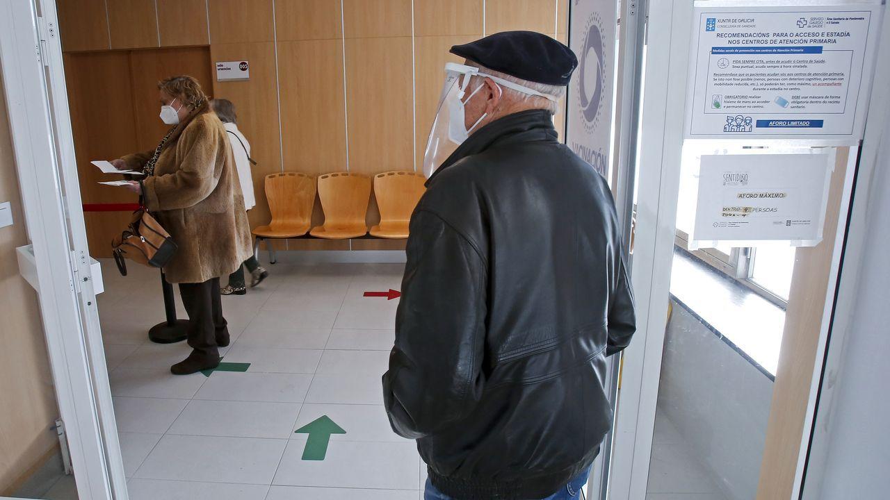 quirófano, médico, hospital, traumatólogo, Asturias, sanitario, personal sanitario.Centro de salud Virxe Peregrina en Pontevedra