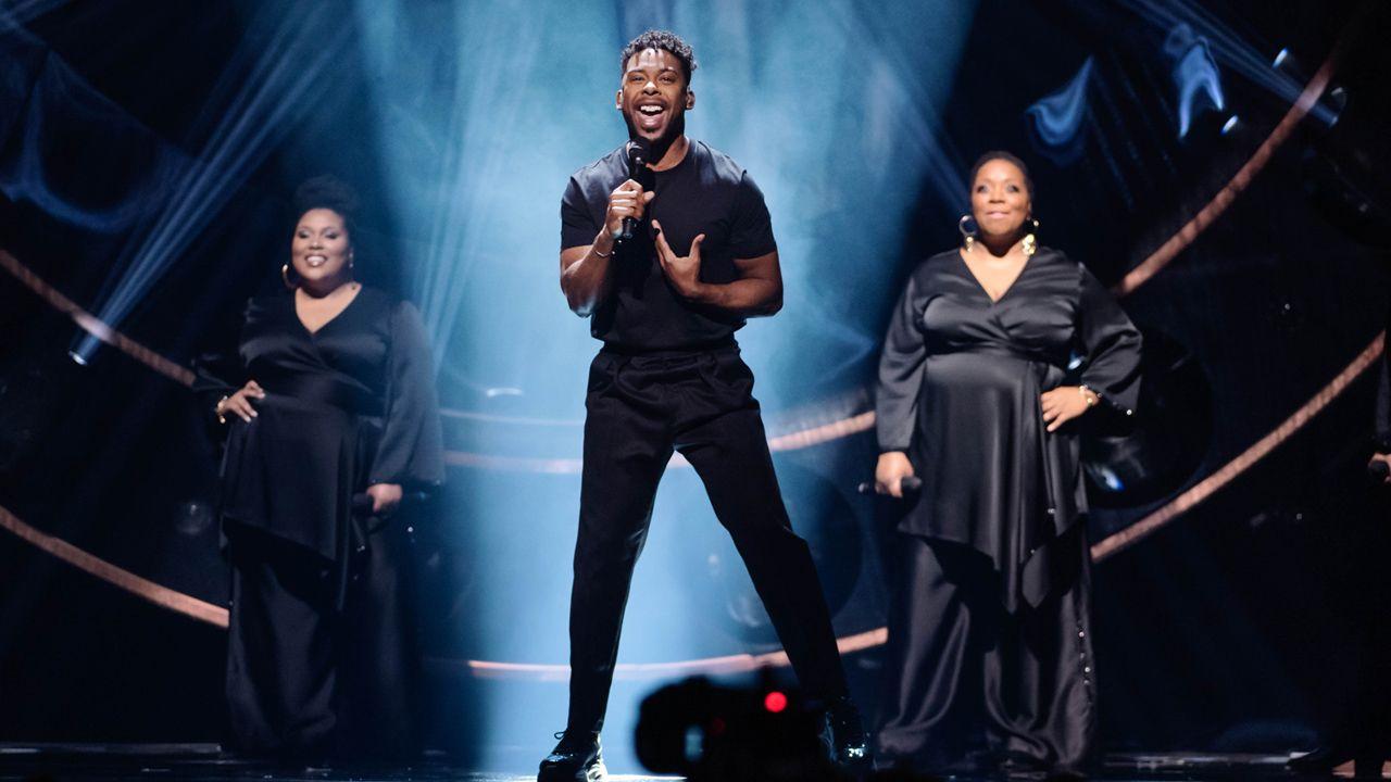 Miki canta «La Venda» en la Pre Party Es.Así será el escenario de Eurovisión