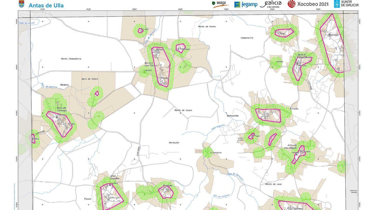 Plan Municipal de Prevención e Defensa Contra os Incendios Forestais de Antas de Ulla