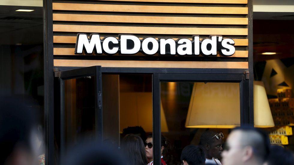 McDonald's Francia no ha aclarado si sus trabajadores podrán compartir su menú de manera gratuita con los necesitados
