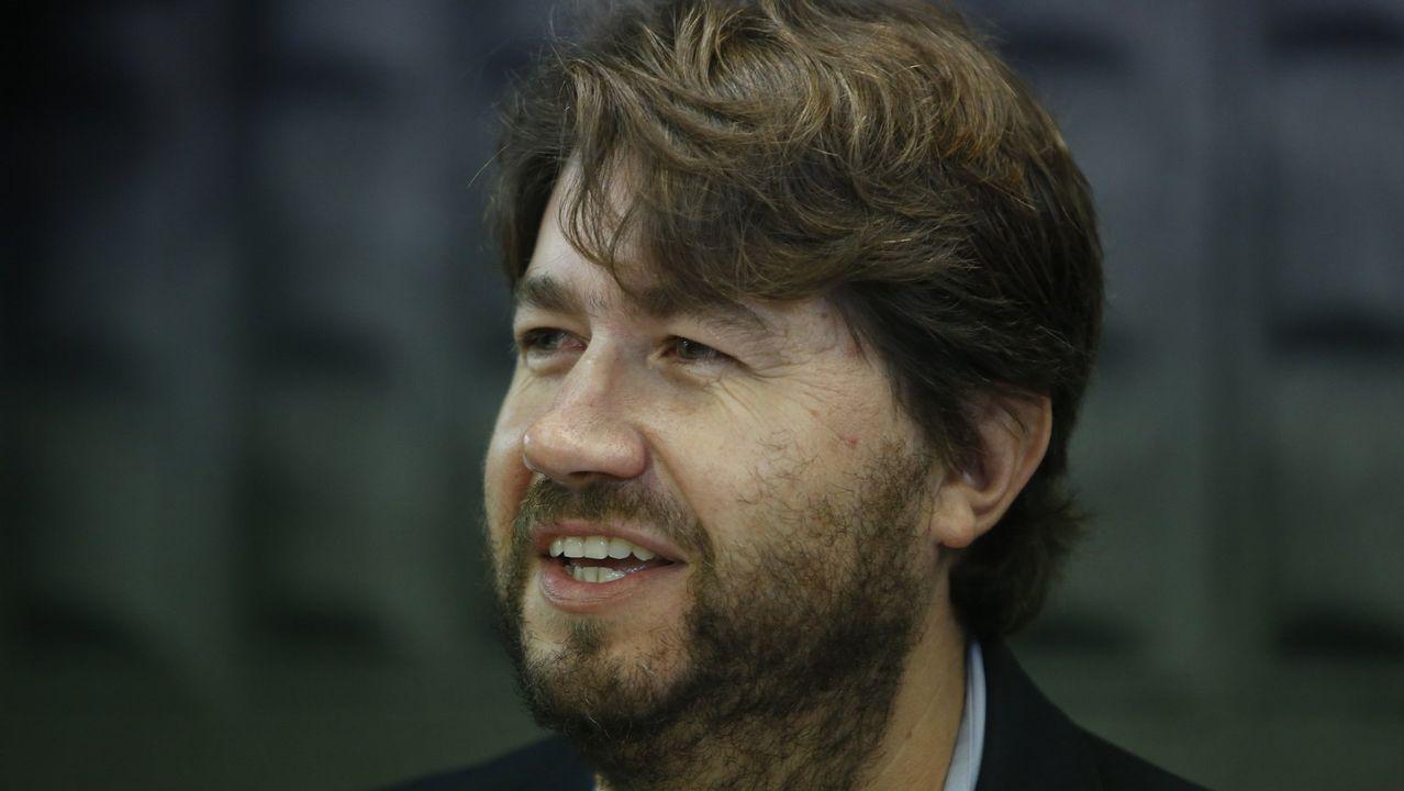 Tomás Cueria, alcalde de Caso.Tomás Cueria, exalcalde de Caso