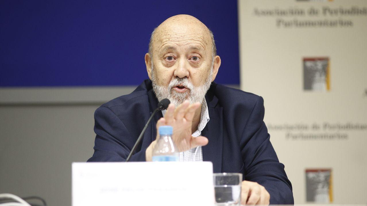 El presidente del CIS, Jose Félix Tezanos