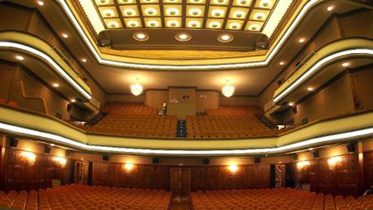 Teatro Filarmónica de Oviedo por dentro